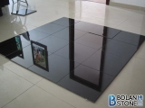 shanxi black granite tile 305*305*10mm