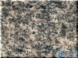 China Leopard Skin Red Granite