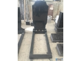 Chinese G654 granite tombstone monuments